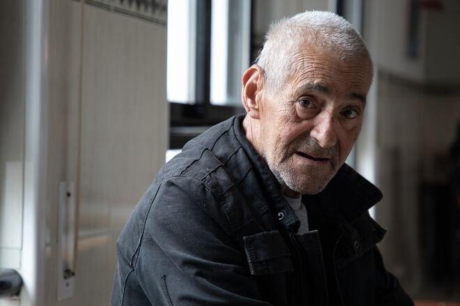 José Manuel tiene 71 años y vivió sus primeros 17 en la selva brasileña
