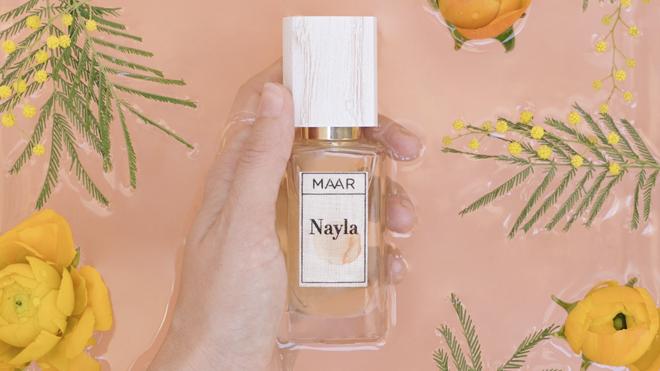 Perfume vegano inspirado en el Mediterráneo. PVP: 39€