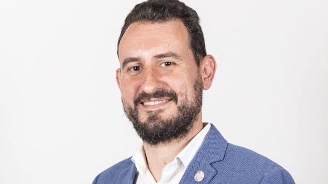 Rubén Guijarro, concejal del PSC en Badalona.