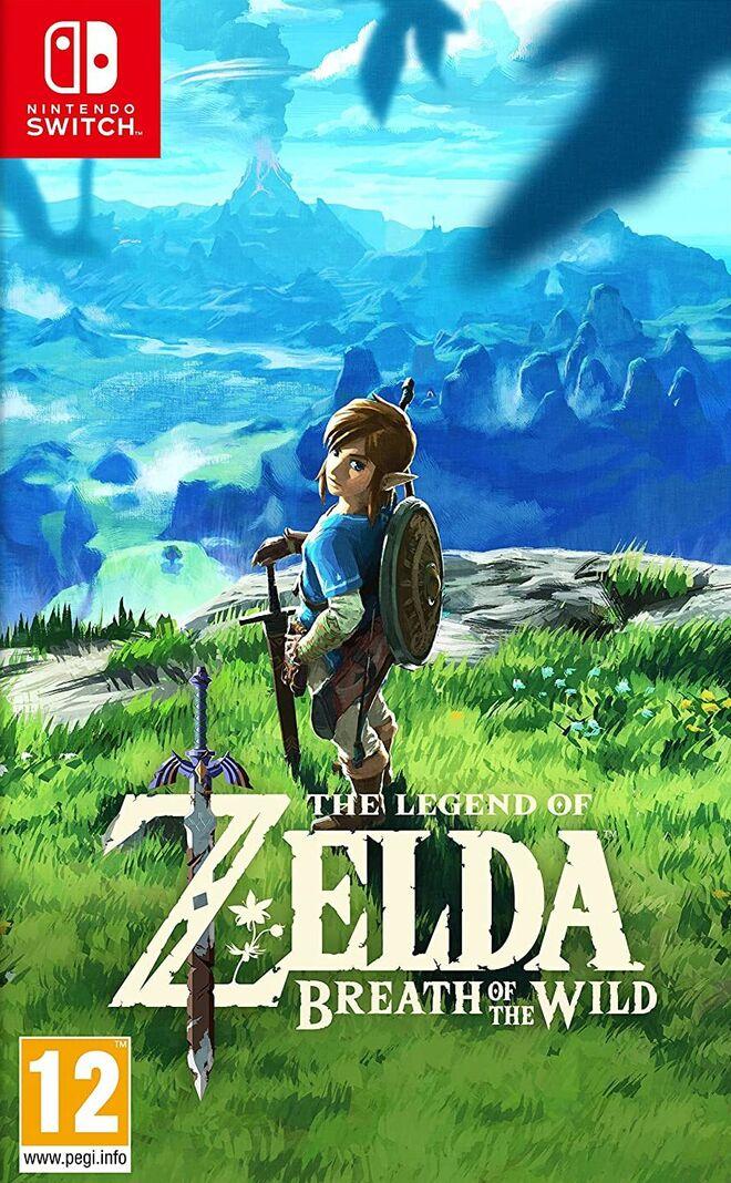 Zelda pr