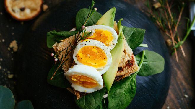Los huevos duros son un estupendo comodín en cocina.