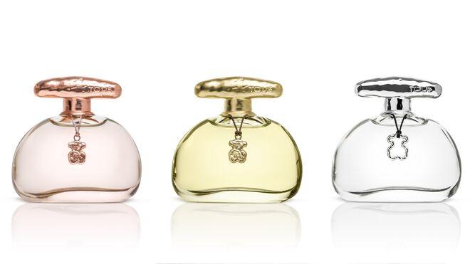 Tres variedades de perfume. PVP: 86€/unidad
