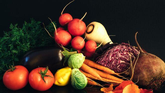 Las verduras son ideales para después de entrenar