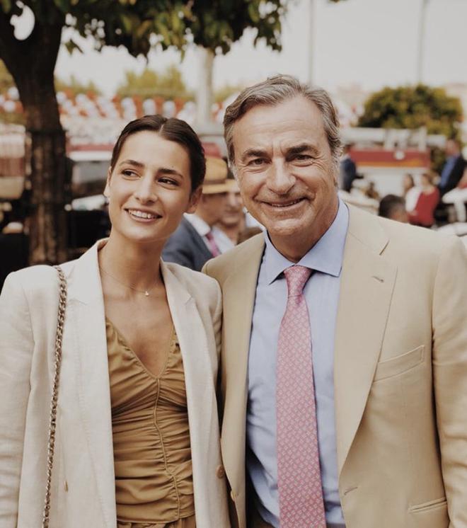 Ana y su padre