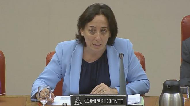 La juez a cargo de la investigación, Carmen Rodríguez-Medel.