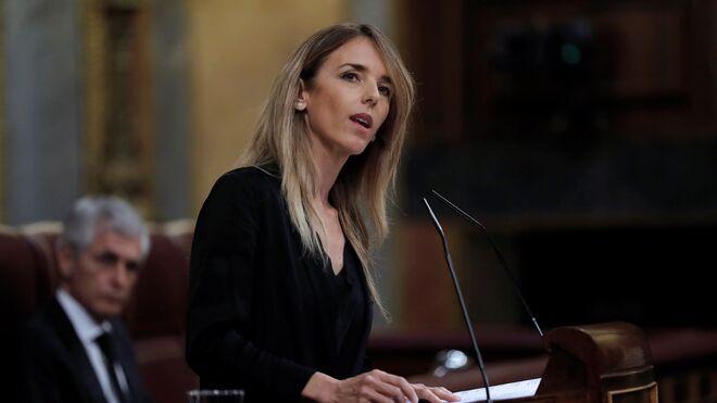"""Cayetana Álvarez de Toledo llama """"terrorista"""" al padre de Pablo Iglesias"""