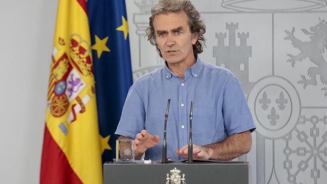 Carlos Herrera defiende la labor de Fernando Simón.