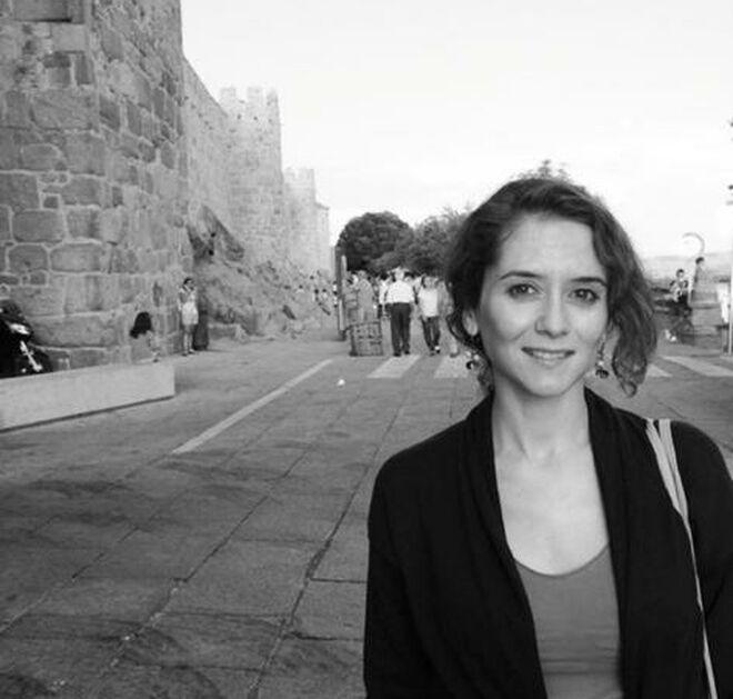 Isabel Díaz Ayuso en 2014