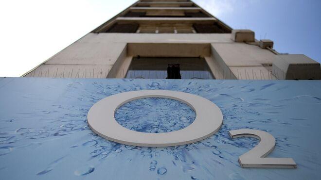 Logo de O2.