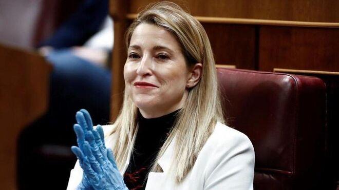 María Muñoz.