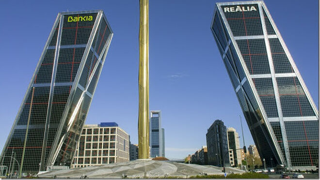 Torres Kio, en Madrid.