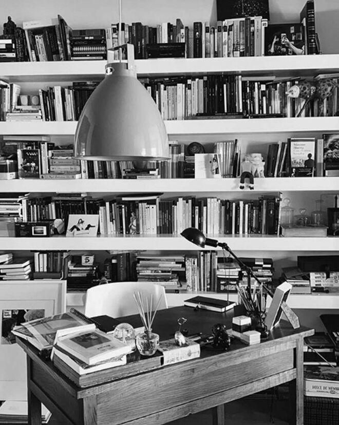 La librería.