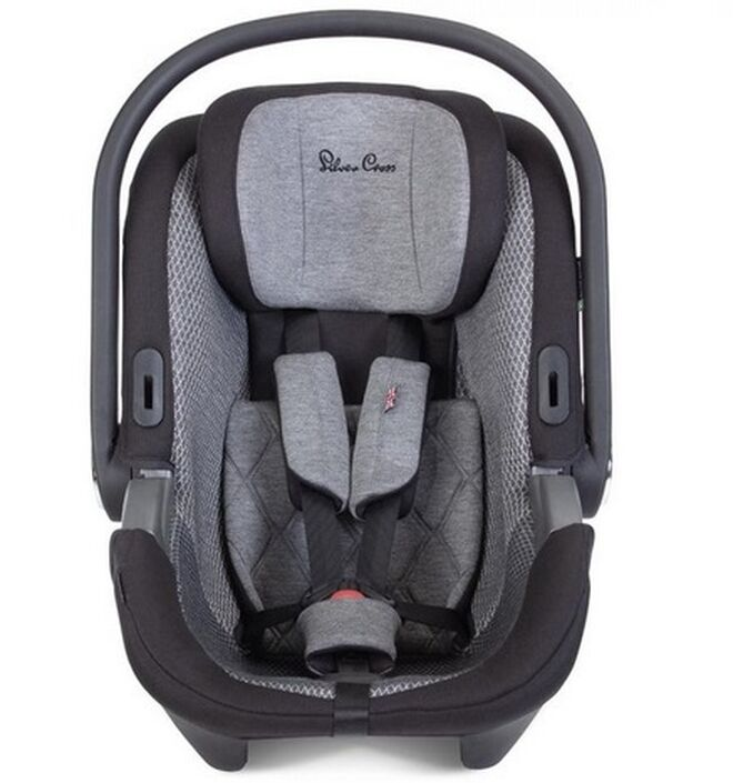 La silla de bebé para coche que ha obtenido la mejor puntuación.