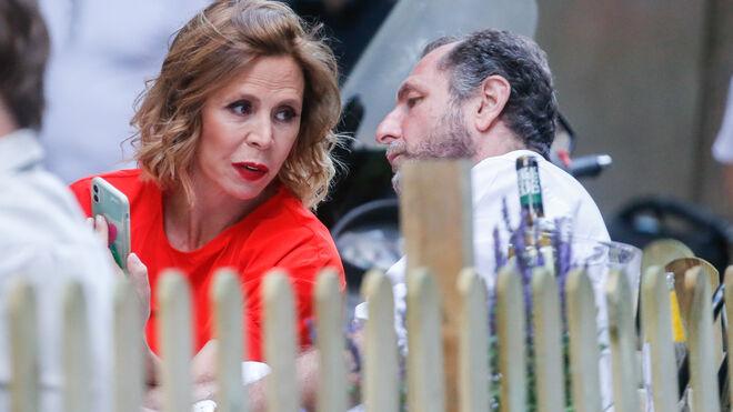 Ágatha Ruiz de la Prada tiene nuevo novio