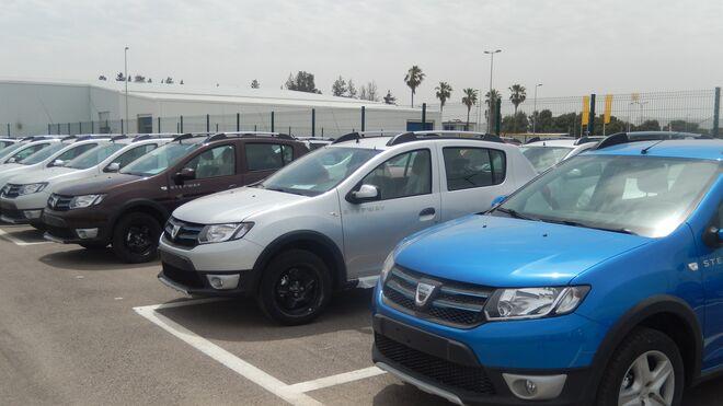 El Dacia Sandero lideró las ventas en el mes de mayo.