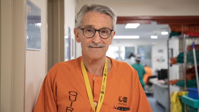 Jesé Eugenio Guerrero, jefe de Servicio de Medicina Intensiva en el Hospital Gregorio Marañón