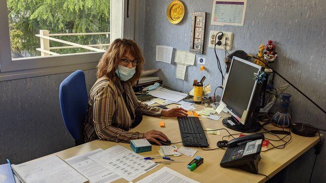 Inmaculada Casas, responsable del laboratorio de referencia de Virus Respiratorios y Gripe