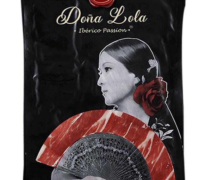 Jamón ibérico de edición limitada, Jamones Doña Lola.