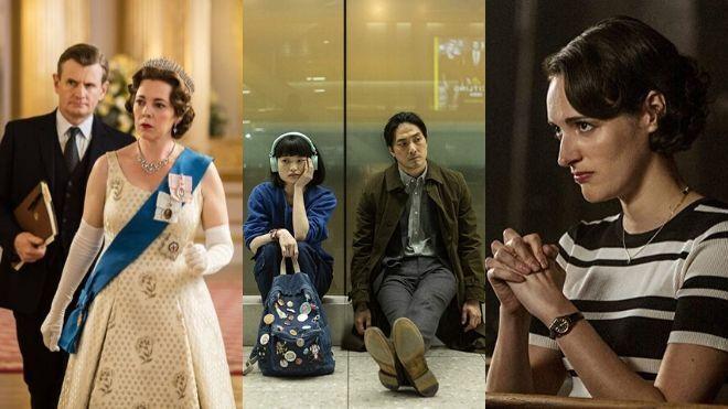 Series nominadas a los premios Bafta