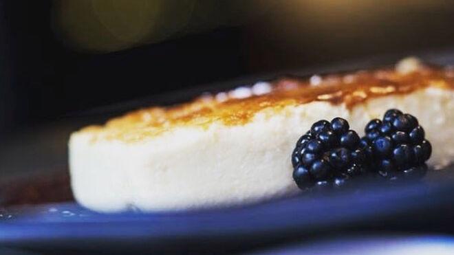 Tarta de queso de Kuc.