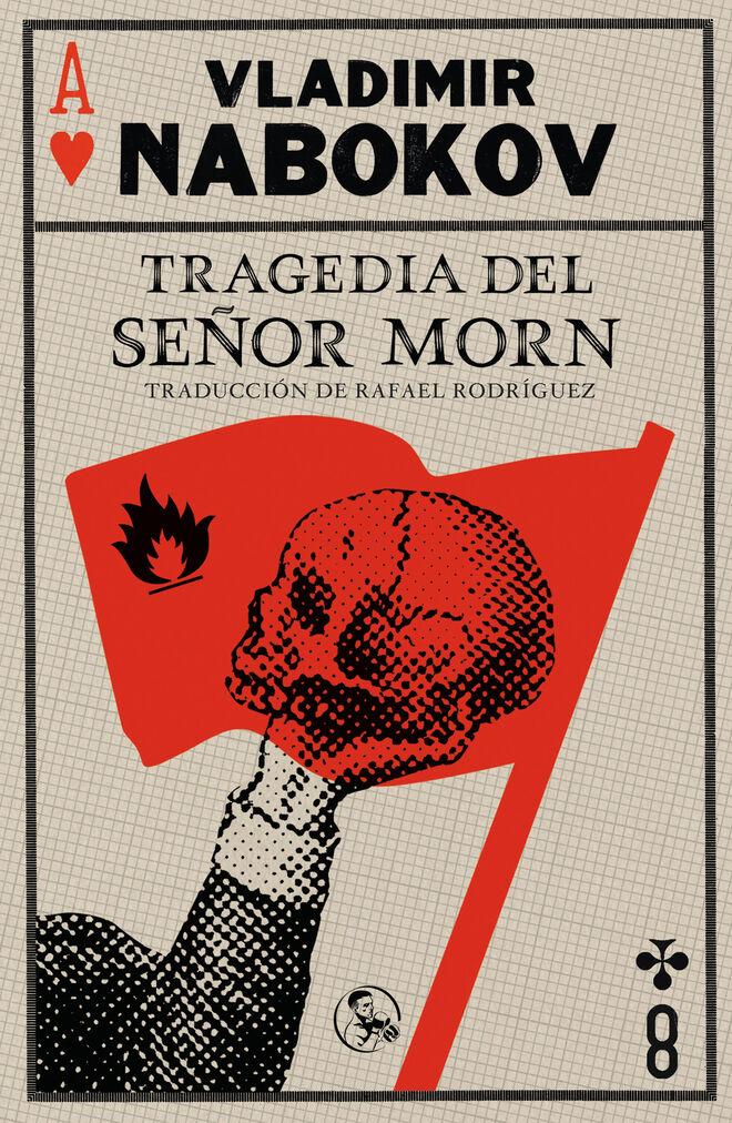 Tragedia del señor Morn, de Nabokov, publicada por Círculo de Tiza.