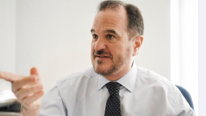 Carlos Iturgaiz en la campaña del 12-J.