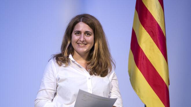 La excoordinadora general del PDeCAT y nueva secretaria general del Partit Nacionalista de Catalunya, Marta Pascal.