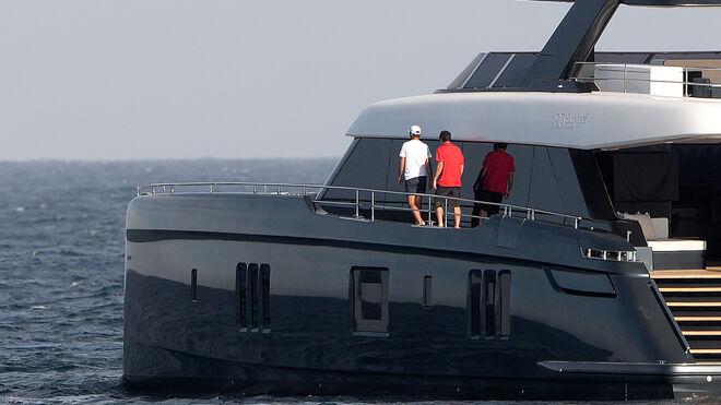 El nuevo catamarán de Rafa Nadal
