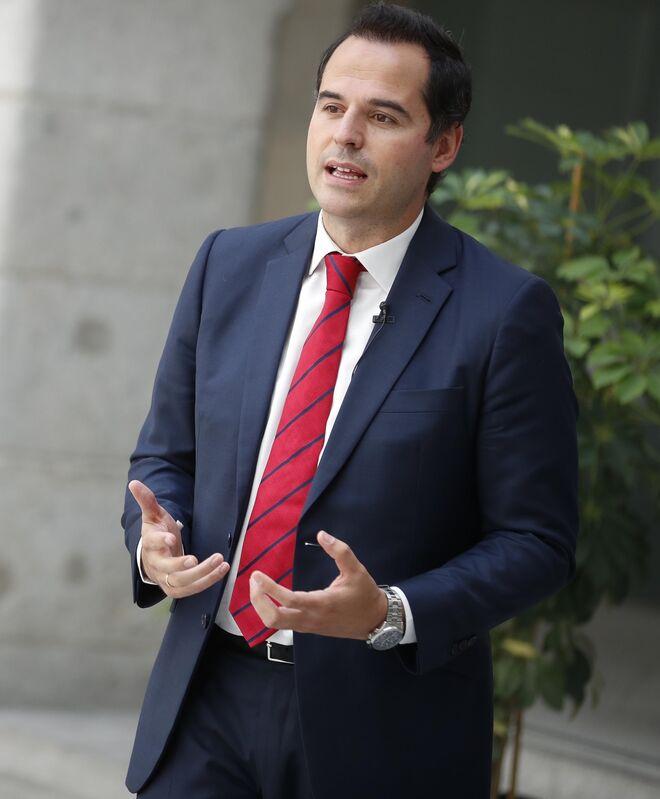 El viepresidente de la Comunidad, Ignacio Aguado.