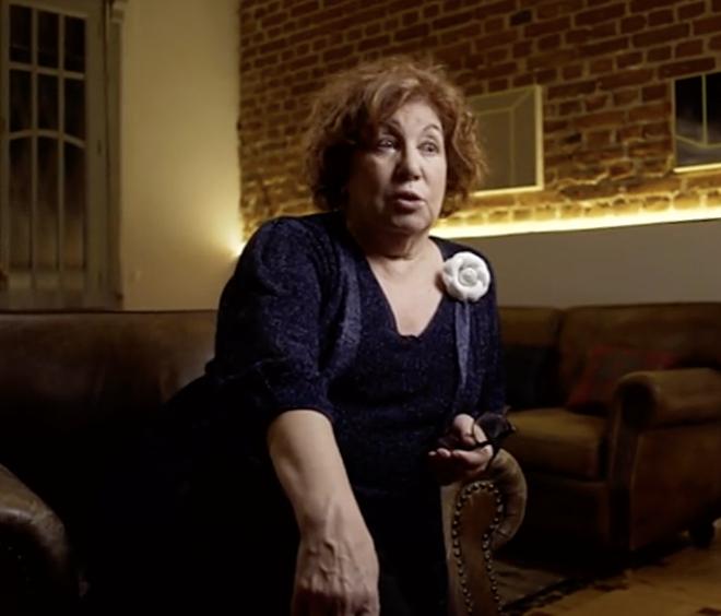 Rosa Villacastín en 'Lazos de Sangre'