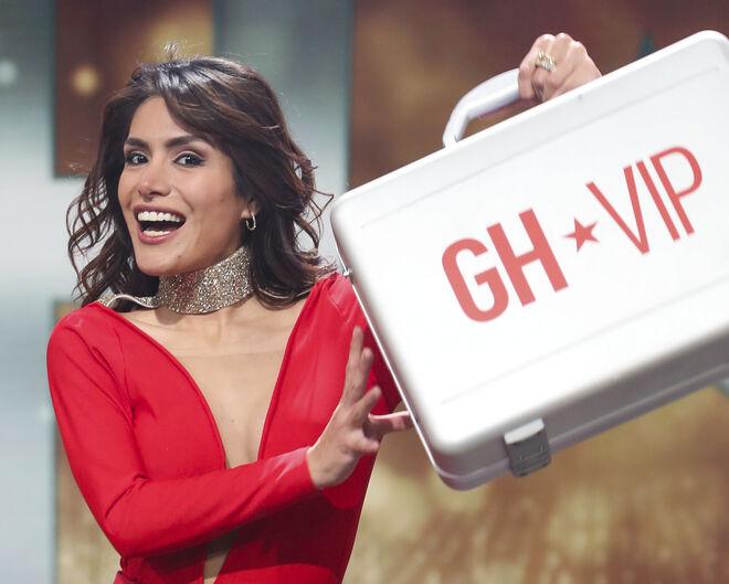 Miriam Saavedra, ganadora de 'Gh VIP' 2018