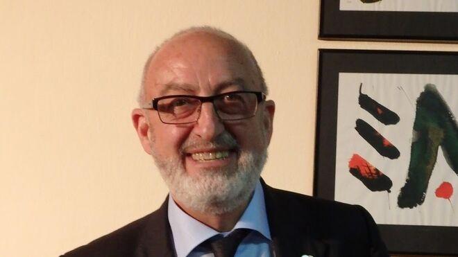 El presidente de la Comisión de Garantías de Cs, Jesús Galiano.