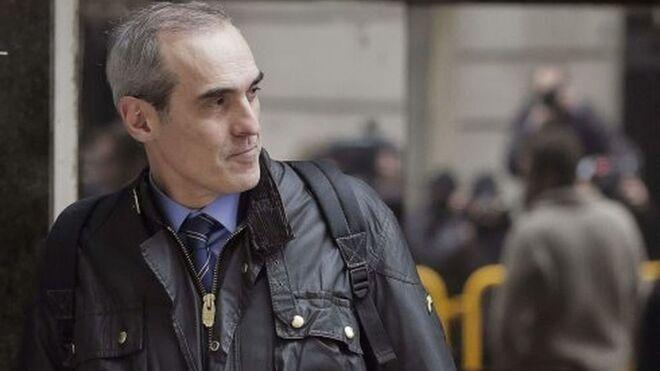 El Fiscal Jefe Anticorrupción, Alejandro Luzón.