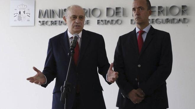 Jorge Fernández Díaz y Francisco Martínez