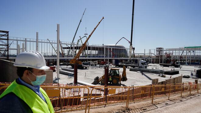 Madrid acelera la construcción del hospital de emergencias para abrirlo en noviembre