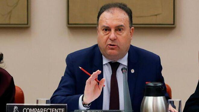 El comisario José Luis Olivera