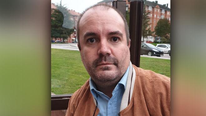 Andres Colao, voluntario asturiano