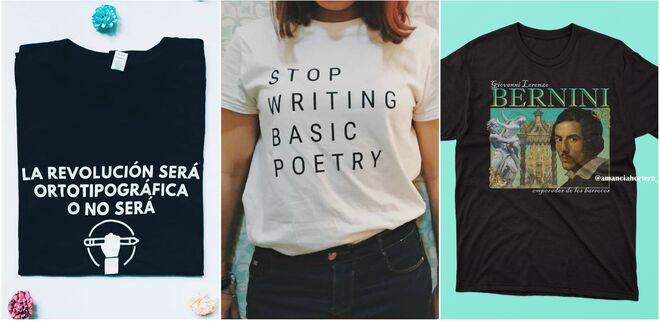 Camisetas de Amancia Hortera