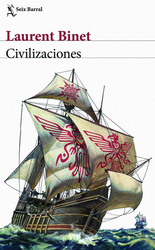 'Civiizaciones' (Seix Barral).
