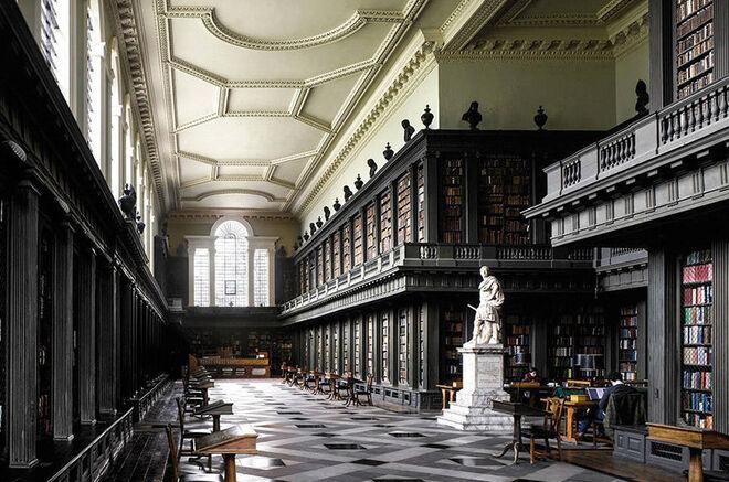 The Codrington Library (Orford, Reino Unido).