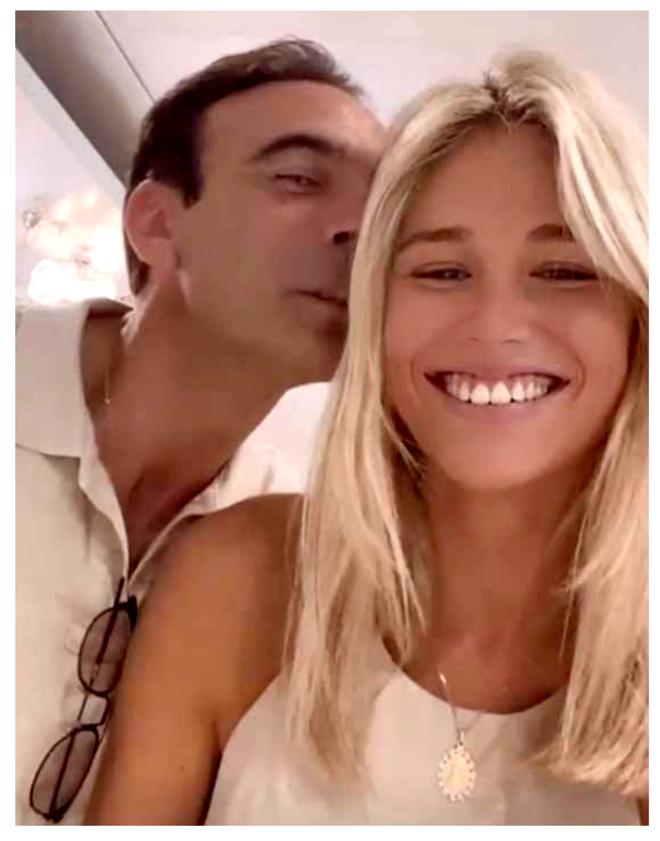Enrique Ponce y Ana Soria en Instagram