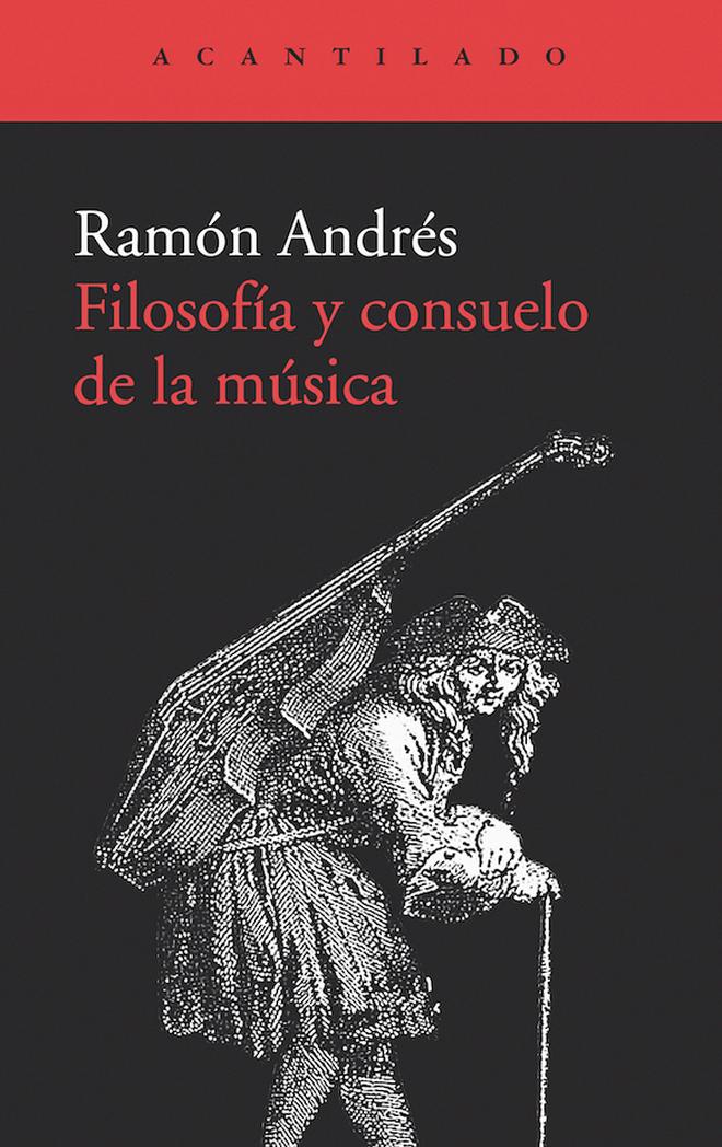 'Filosofía y consuelo de la música'