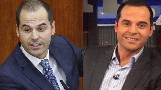 Ignacio Aguado, antes y después