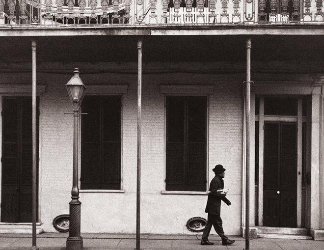 Nueva Orleans, en una imagen de mediados del siglo pasado.