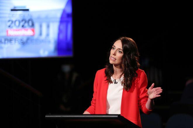 La primera ministra de Nueva Zelanda, Jacinta Ardern, admiradora de Pedro Sánchez.