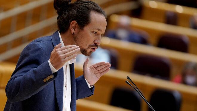 Pablo Iglesias rechaza dimitir por el 'caso Dina' y se siente perseguido por sus ideas