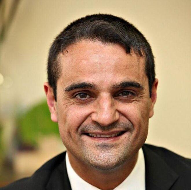 Ángel Martín Peccis.