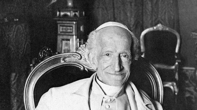 León XIII, retrato oficial