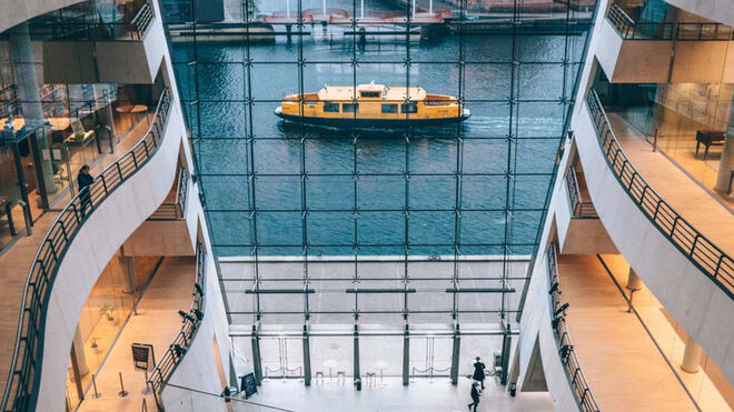 Royal Danish Library (Copenhague, Dinamarca).