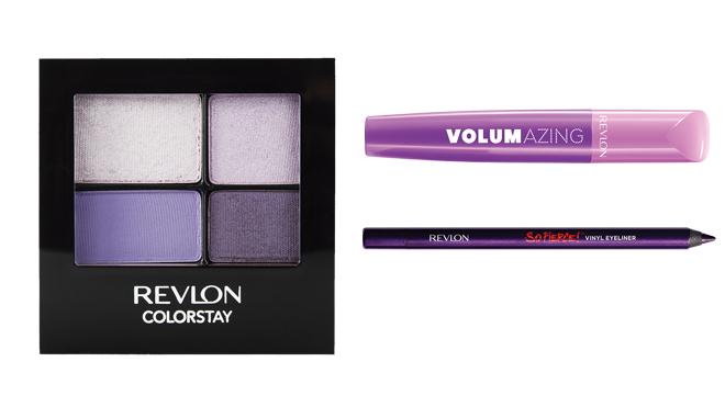 Sombras de ojos. PVP: 9.95€ // Máscara de pestañas Volumazing. PVP: 9.95€ // Eyeliner de color. PVP: 8.95€